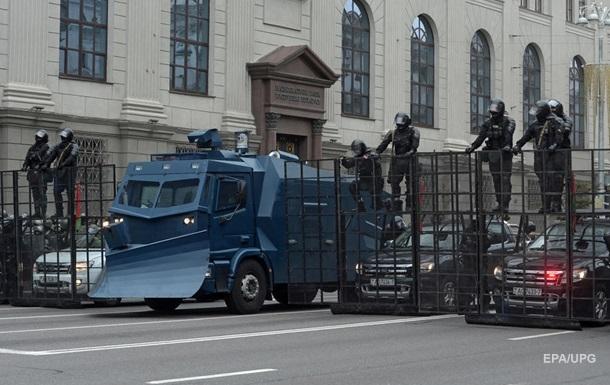 В Минске жесткие задержания, появились титушки