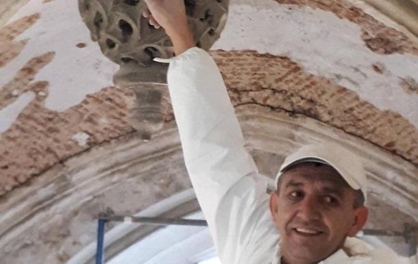 В Бельгии при ремонте церкви нашли послание