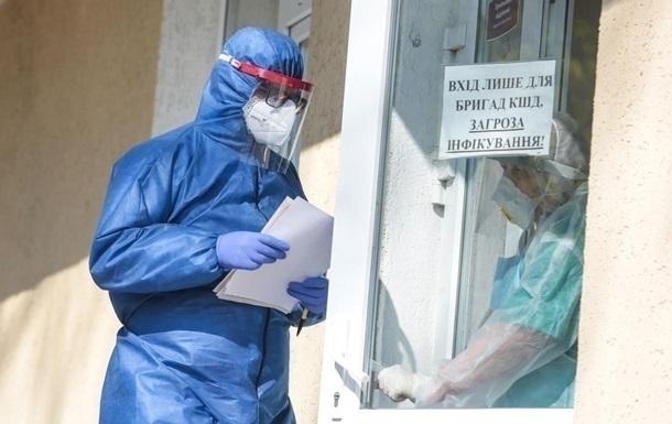 В Киеве рекордное число заболевших COVID за сутки